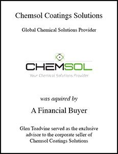 Chemsol Coatings Solutions