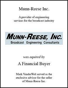 Munn-Reese Inc
