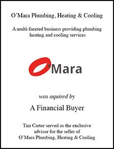 OMara Plumbing Heating Cooling
