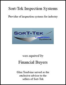 Sort-Tek Inspection Systems