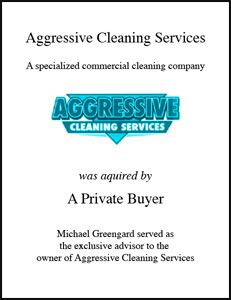Aggressive Cleaning Services