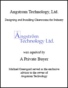 Angstrom Technology