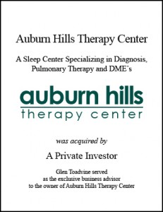 Auburn Hills Therapy Center