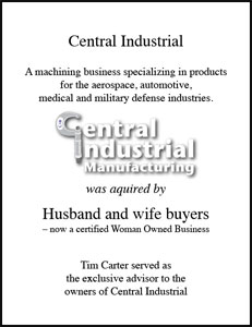 Central Industrial Manufacturing