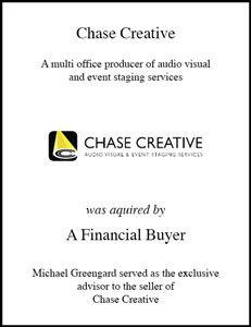 Chase Creative
