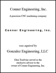 Conner Engineering Inc.