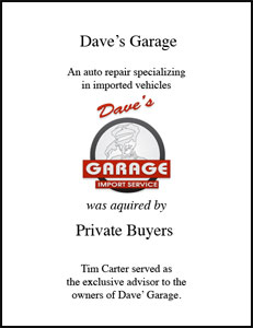 Daves Garage