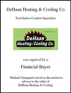 DeHaan Heating & Cooling Co