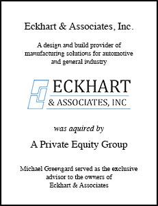 Eckhart Associates Inc.