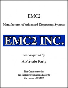 EMC2 Inc Completed Transactions