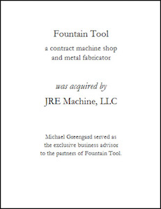 Fountain Tool