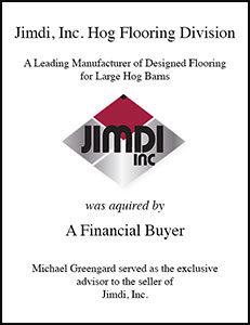 Jimdi, Inc - Hog Florring Division