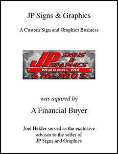 JP Signs & Graphics