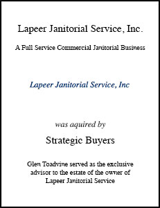 Lapeer Janitorial Service