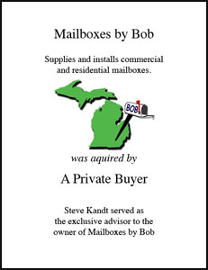 Mailboxes By Bob
