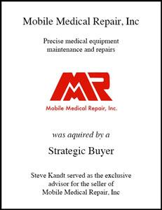 Mobile Medical Repair, Inc