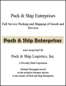 Pack and Ship Enterprises