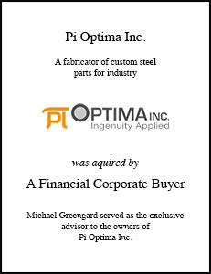 Pi Optima Inc.