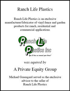 Ranch Life Plastics