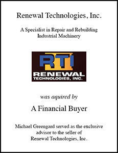 Renewal Technologies Inc