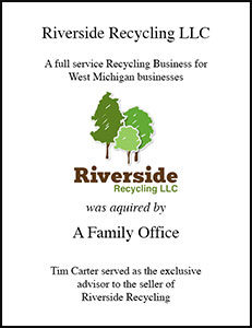 Riverside Recycling LLC