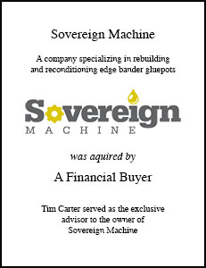 Sovereign Machine