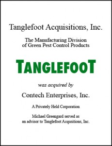 Tanglefoot Acquisitions