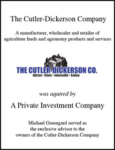 The Cutler-Dickerson Company