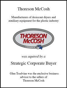 Thoreson McCosh